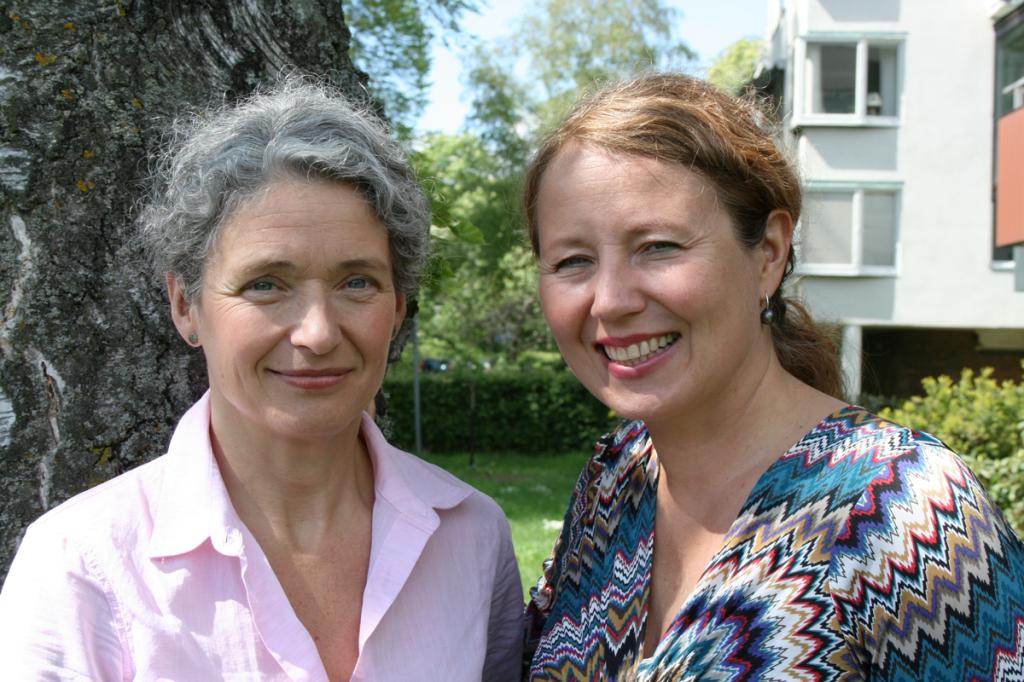 Lotta och Diana – Grundare BMA